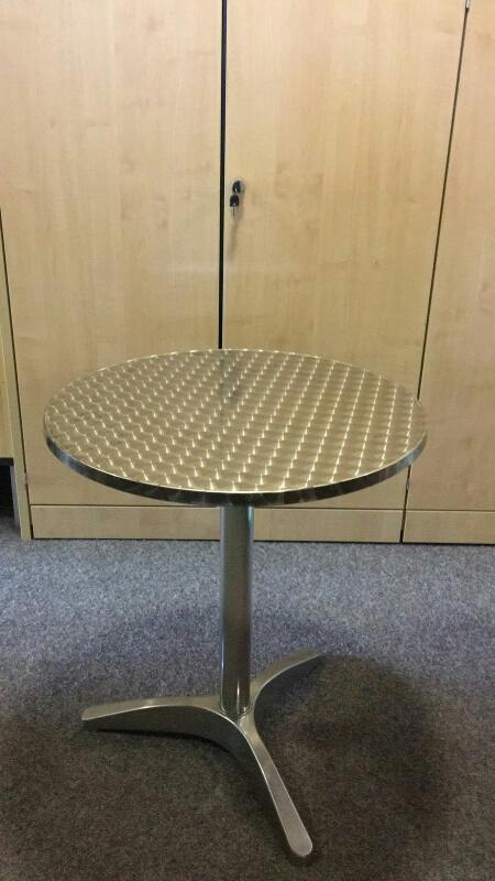 Outdoor Tables Aluminium