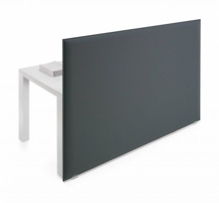 Oversize Acoustic Panel Desk Mounted