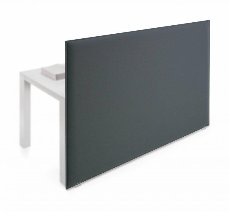 Oversize Acoustic Panel Desk Mounted