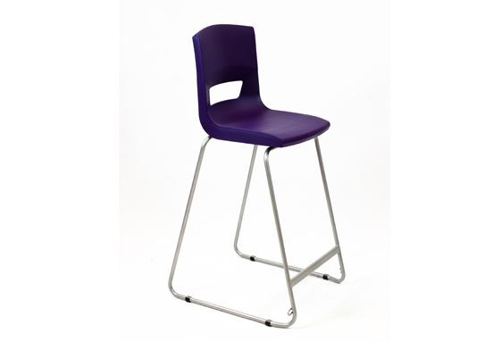 Postura Plus High Chair Sugar Plum