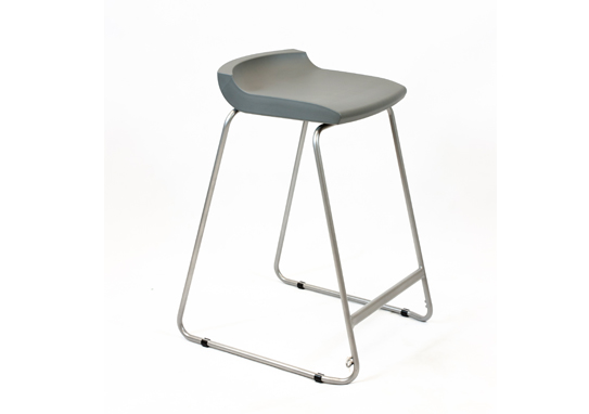 Postura Plus Stool Light Grey
