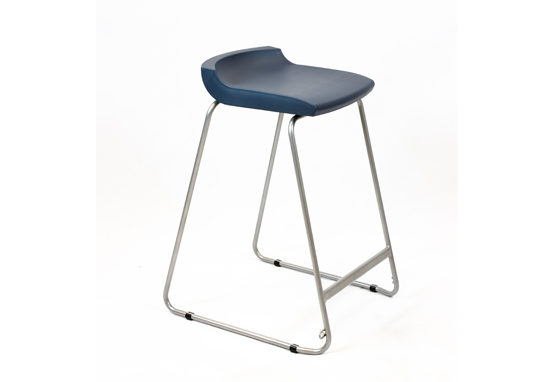 Postura Plus Stool Slate Grey
