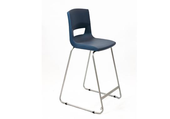 Postura plus High Chair Slate Grey