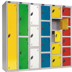 Probe-Steel-Classroom-Cloakroom-Lockers-Set-Up-Example