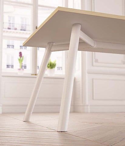 Moment-Modern-Meeting-Table-White-Steel-Legs-Close-Up