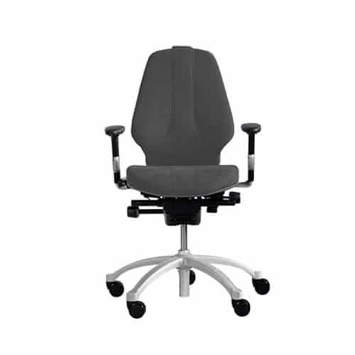 RH Logic 300 Ergonomic Office Chair Grey