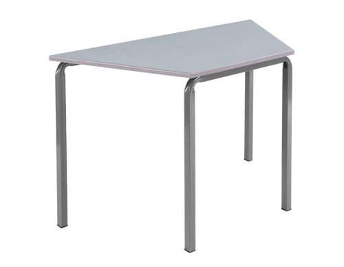 Reliance Trapezoidal Crush Bent Frame Classroom Tables