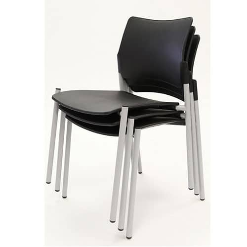 SJX-Plastic-Stacking-Meeting-Room-Chairs-Black