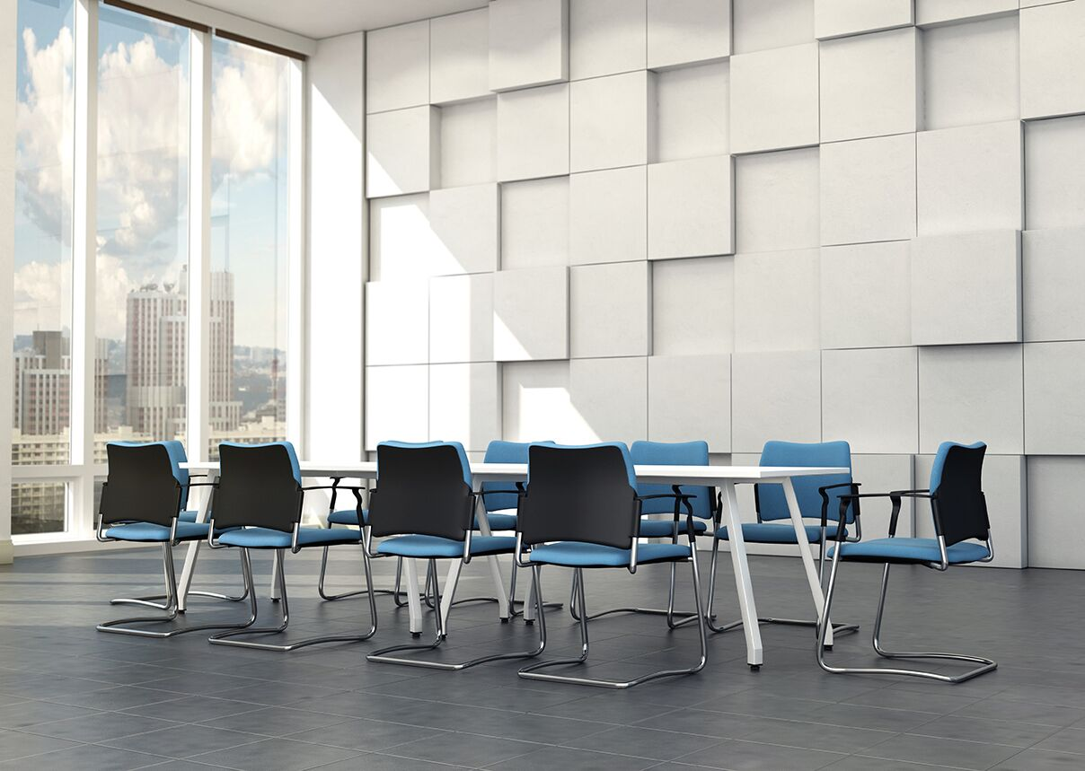 SJX Boardroom Chairs