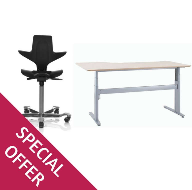 SPECIAL OFFER ELEC DESK AND PULS