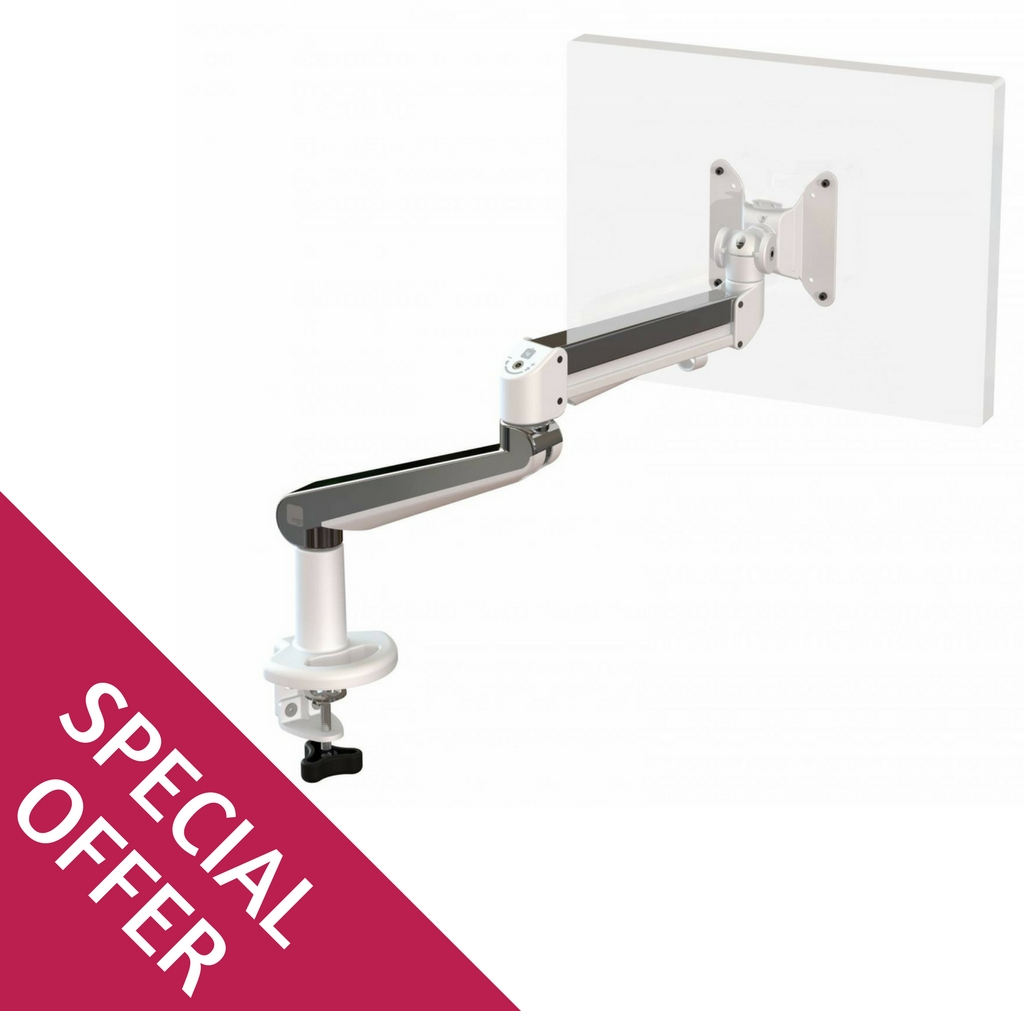 Ascend Single Monitor Arm Special Offer