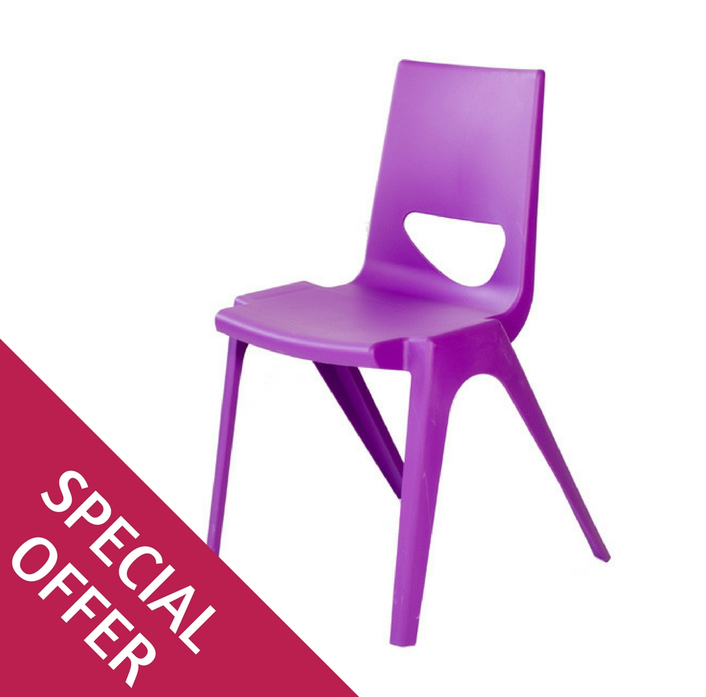 EN One Chair Purple Special Offer