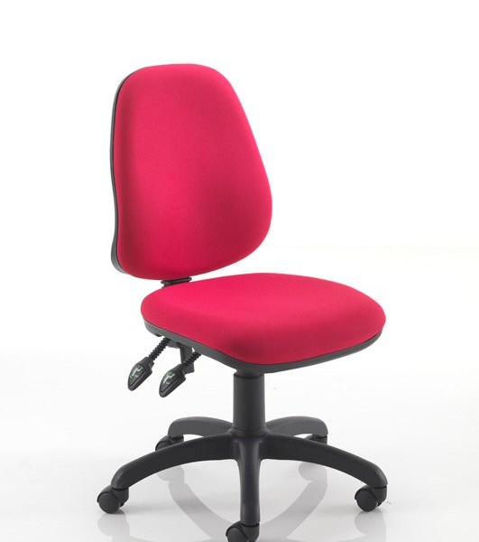 SPLASH OPERATOR CHAIR RED