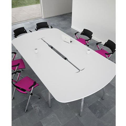 Script-White-Meeting-Table-with-Cable-Management