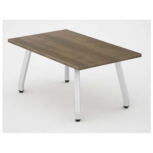 Script Rectangular Coffee Table