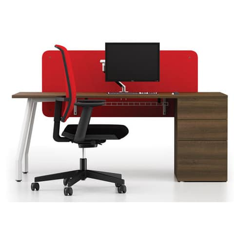 Script-Rectangular-Top-Desk-With-Pedestal