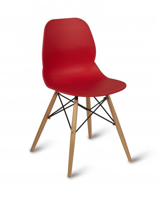 Shore-Modern-Canteen-Chairs-Beech-Legs-Red