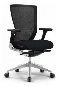 Sidiz Task Chair Black