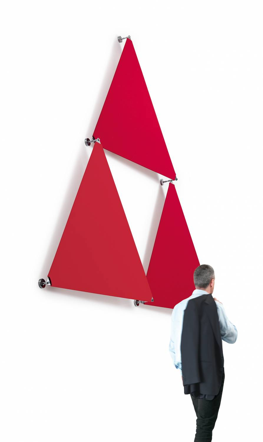 Sipario-Ocee-Triangular-Acoustic-Wall-Mounted-Panels