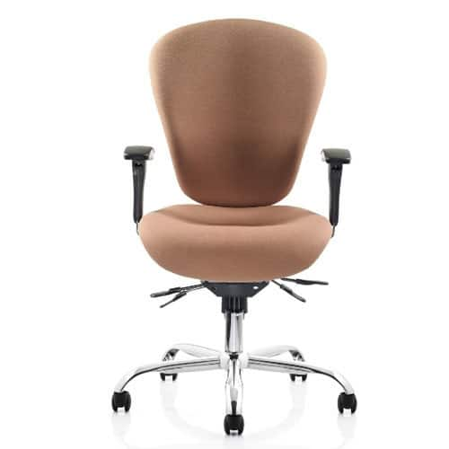 Sphere-Task-Chair-With-Arms-Front-View