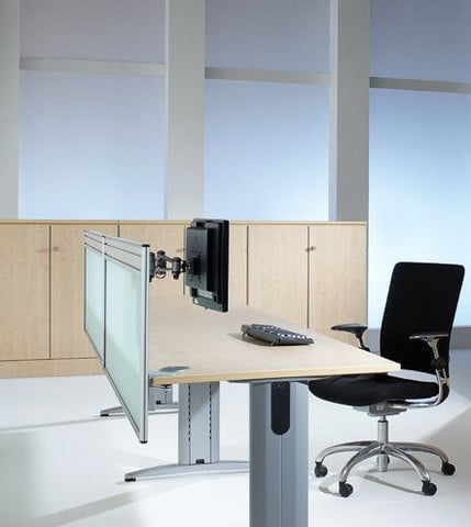 Sprint-Acrylic-Fly-By-Office-Desk-Privacy-Screen-with-Tool-Rail