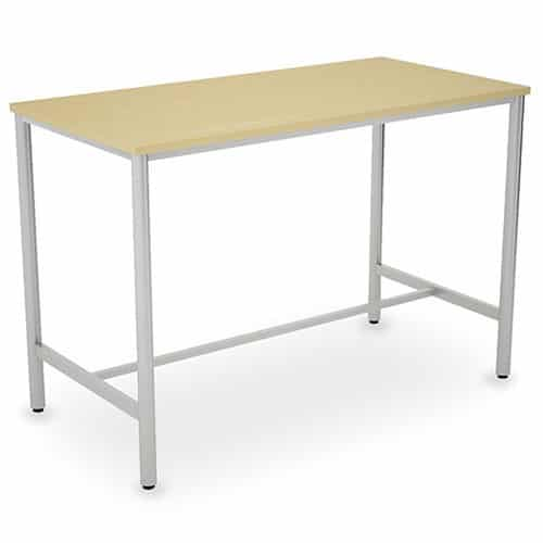 Stand Height Rectangular Top