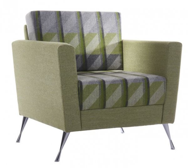 Stanza Armchair Side View