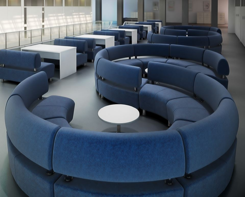 Stratt Soft Leisure Seating Wave Office Ltd