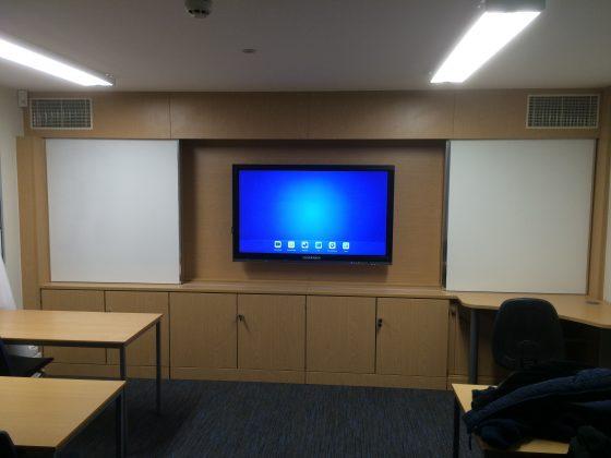 Teacherwall Audio visual and Whiteboards