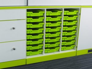 Teacherwall Gratnells Tray Unit