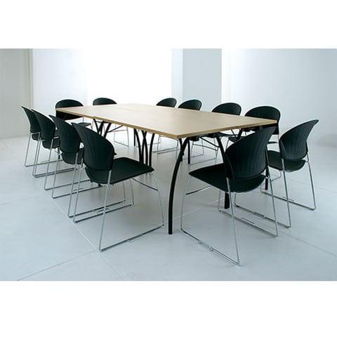 Telford-Fold-Leg-Meeting-Table-Set-Up