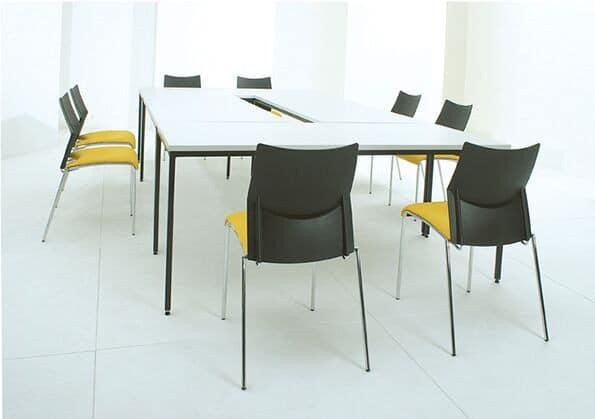 White-Rectangular-Top-Meeting-Tables-Set-Up