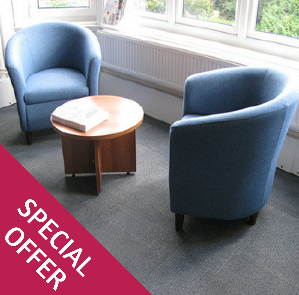 Walnut Coffee Table Special Offer