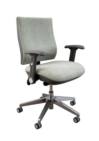 Platinum-Plus-Task-Chair-With-Arms-Grey