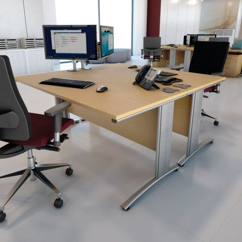 D3K-Deskit-Rectangular-Top-In-Office