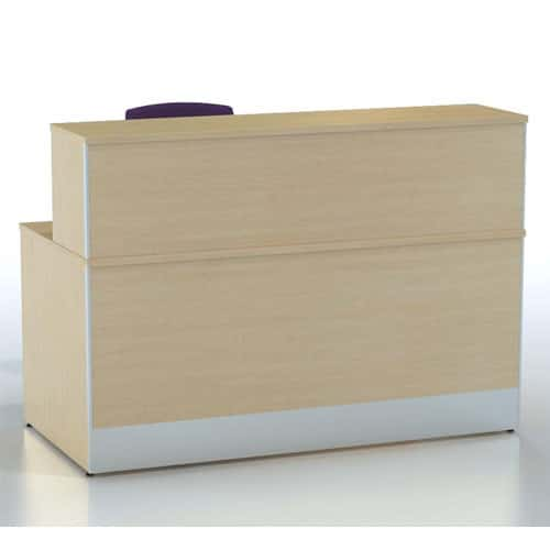 X-Range-Golden-Maple-MFC-Reception-Counter