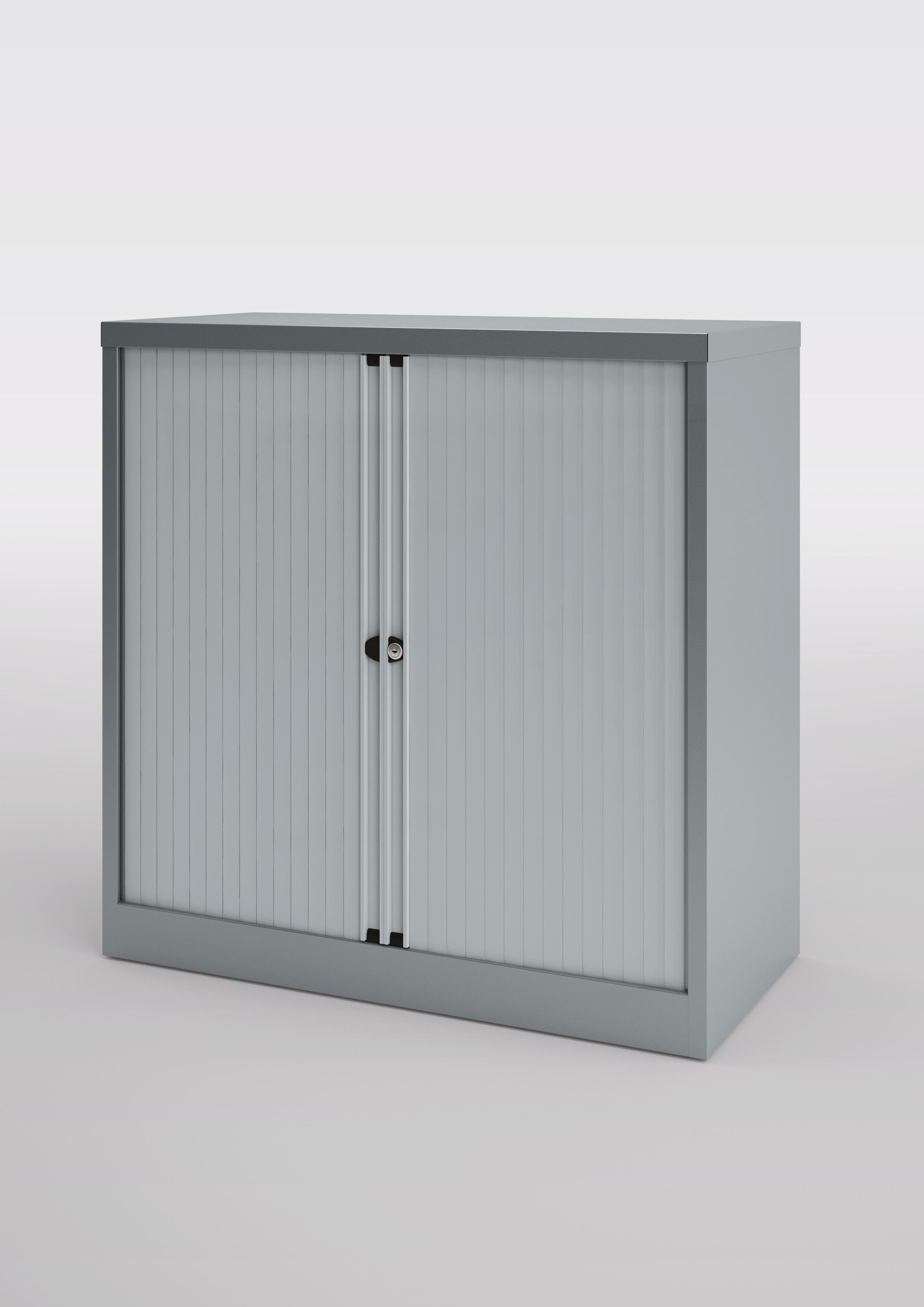 Bisley Essentials Tambour Cupboards Wave Office Ltd