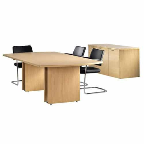Zenith-Oak-Veneer-Meeting-Table-Rectangular-Top