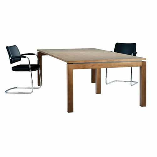 Zenith-Square-Floating-Top-Veneer-Meeting-Table