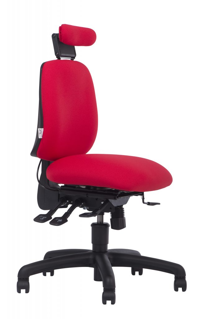 Adapt500 Ergochair with Neck Support