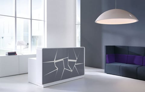 Artic-Summer-Modern-Reception-Desk-with-Grey-Laquered-Front