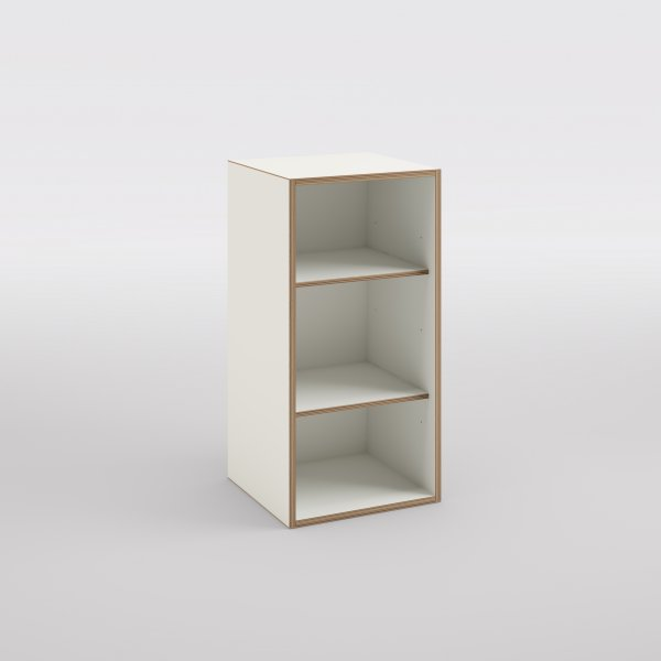Bisley BOB Three Shelving Unit Modular
