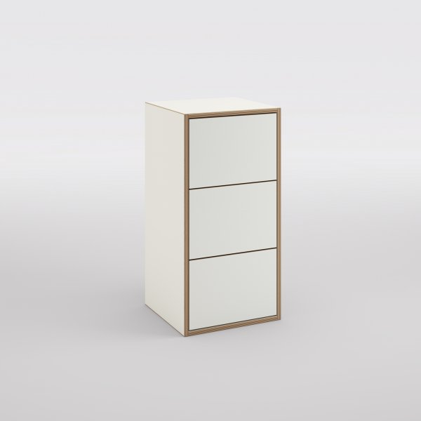 BOB Bisley MOdular Shelving Unit With Doors