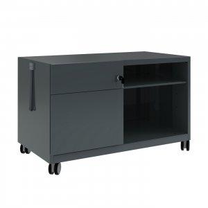 Bisley Mobile Storage Caddy Anthracite Grey