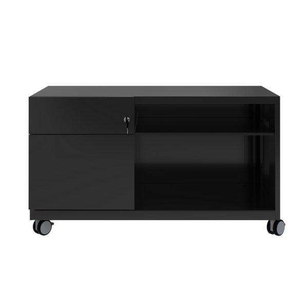Bisley Caddy Mobile Storage Black