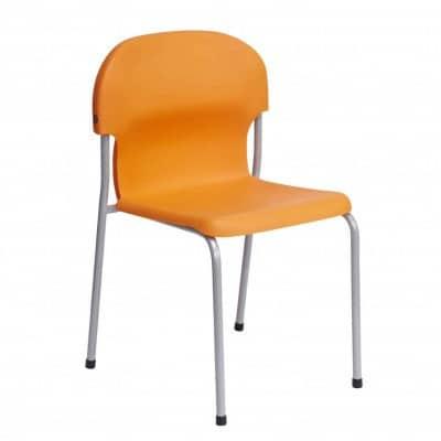 Chair-2000-Orange-Classroom-Chair