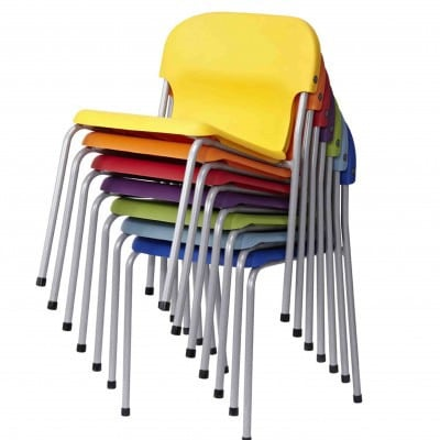 Chair-2000-Stacked-Classroom-Chair-Colour-Options