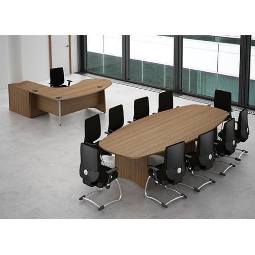 EX10-Panel-End-Boardroom-Table-In-Office