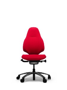 RH Mereo 220 Red Without Headrest