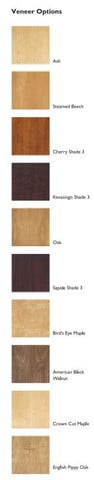 Oracle Veneer Options